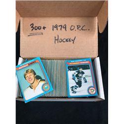 1979 O-PEE-CHEE HOCKEY CARDS (300+ CARDS)