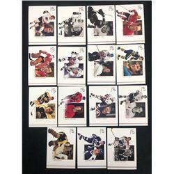 2002 FLEER/ SKYBOX HOCKEY CARD LOT