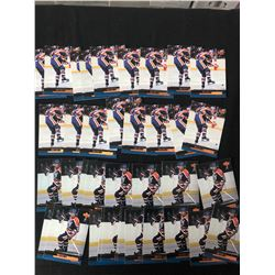 WAYNE GRETZKY HOCKEY CARD LOT