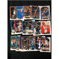NBA HOOPS BASKETBALL CARD LOT