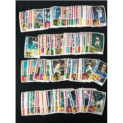 1984 O-PEE-CHEE BASEBALL CARD LOT