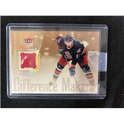2005-06 Flee Ultra Difference Makers #DM1 Rick Nash Columbus Blue Jackets