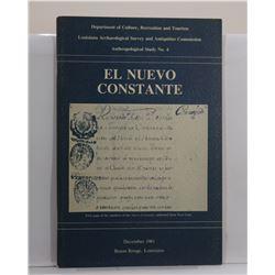 Pearson: El Nuevo Constante: Investigation of an Eighteenth Century Spanish Shipwreck off the Louisi