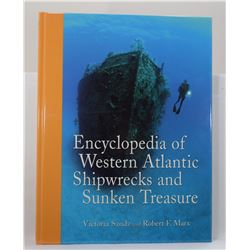 Sandz: Encyclopedia of Western Atlantic Shipwrecks and Sunken Treasure