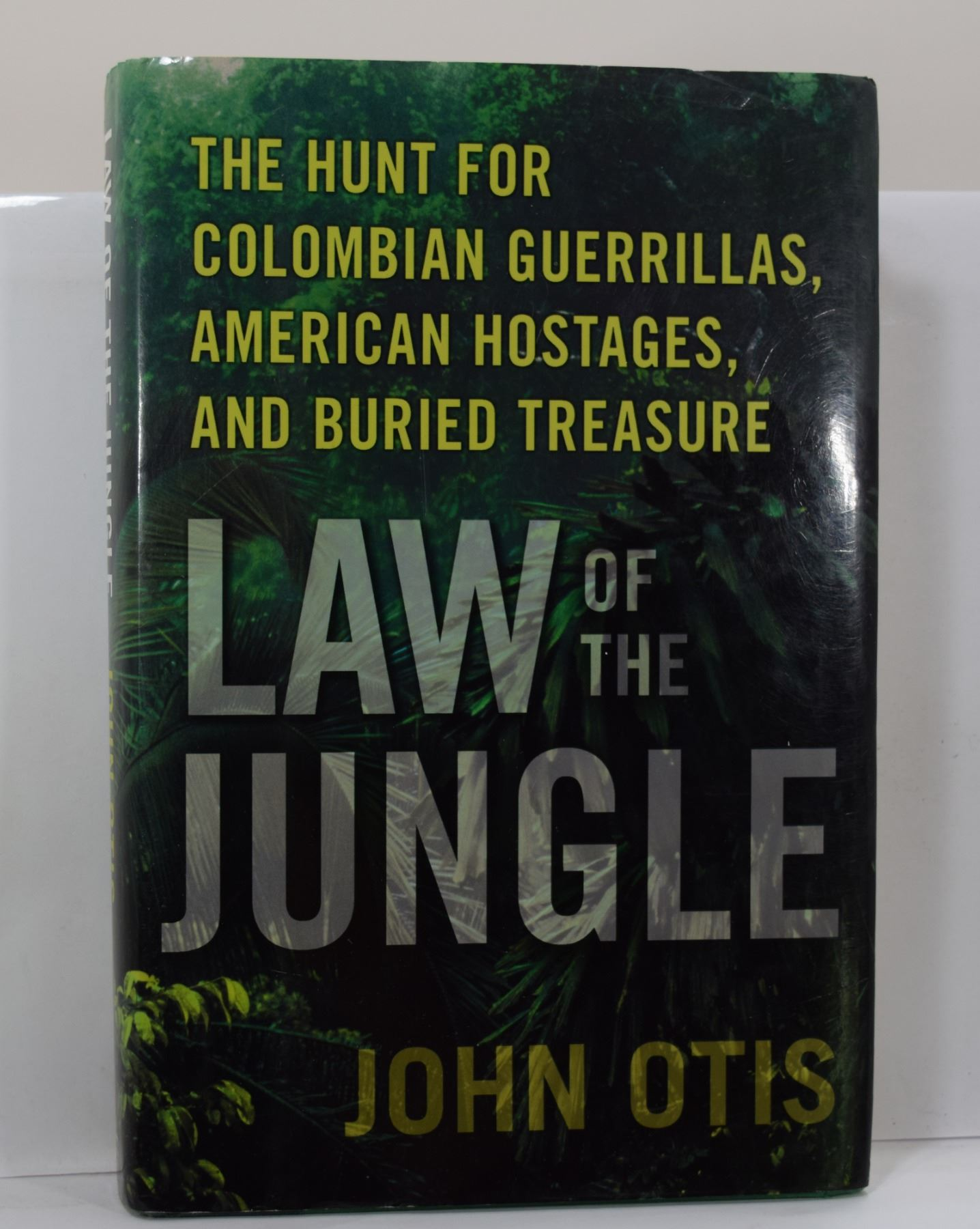 Otis: Law of the Jungle: the Hunt for Colombian Guerrillas, American