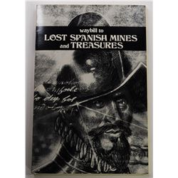 Rhoades: Waybill to Lost Spanish Mines and Treasures