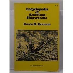 Berman: Encyclopedia of American Shipwrecks
