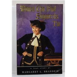 Brandeis: (Signed) Women Can Find Shipwrecks Too