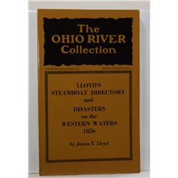 Lloyd: Lloyd's Steamboat Directory and Disasters on the Western Waters 1856