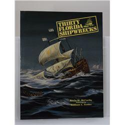 McCarthy: Thirty Florida Shipwrecks