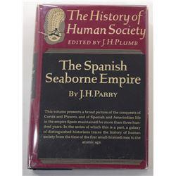 Parry: The Spanish Seaborne Empire