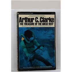Clarke: The Treasure of the Great Reef
