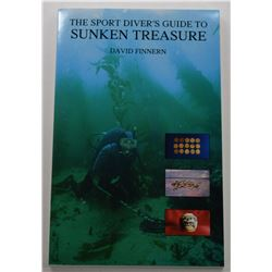 Finnern: (Signed) The Sport Diver's Guide to Sunken Treasure