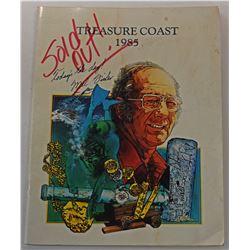 Fisher: (Signed) Treasure Coast 1985 - Units of Limited Partner Interest