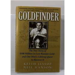Jessop: Goldfinder: The True Story of $100 Million in Lost Russian Gold and One Man's Lifelong Quest