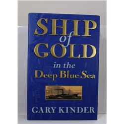 Kinder: Ship of Gold in the Deep Blue Sea