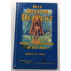 Marx: (Signed) Deep Deeper Deepest - Man's Exploration of the Sea