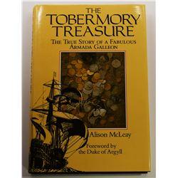 McLeay: The Tobermory Treasure: The True Story of a Fabulous Armada Galleon