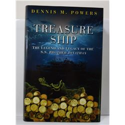 Powers: Treasure Ship: The Legend And Legacy of the S.S. Brother Jonathan