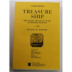 Powers: Treasure Ship: The Legend and Legacy of the SS Brother Jonathan