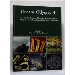 Stemm: Oceans Odyssey 3. The Deep-Sea Tortugas Shipwreck, Straits of Florida: A Merchant Vessel from