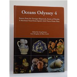 Stemm: Oceans Odyssey 4. Pottery from the Tortugas Shipwreck, Straits of Florida: A Merchant Vessel