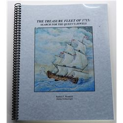 Westrick: (Signed) The Treasure Fleet of 1715: Search for the Queen's Jewels