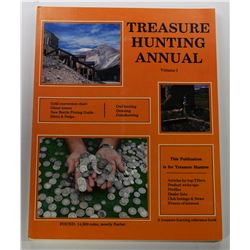 Carson: Treasure Hunting Annual Volumes I & II