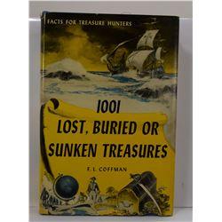 Coffman: 1001 Lost, Buried or Sunken Treasures