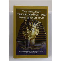Elliott: The Greatest Treasure-Hunting Stories Ever Told