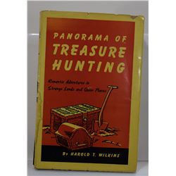 Wilkins: Panorama of Treasure Hunting: Romantic Adventures in Strange Lands and Queer Places
