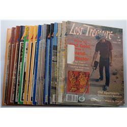 Lost Treasure Magazine 1983 Issues