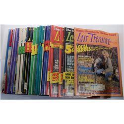 Lost Treasure Magazine 1986 Issues