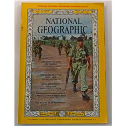 National Geographic Magazine January 1965 Issue Kip Wagner article