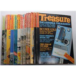 Treasure Magazine 1974 Issues