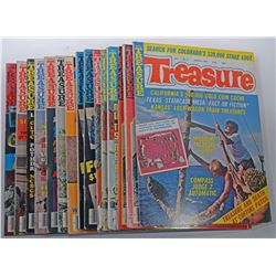 Treasure Magazine 1976 Issues