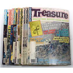 Treasure Magazine 1978 Issues
