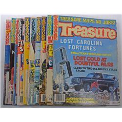 Treasure Magazine 1979 Issues