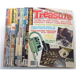 Treasure Magazine 1980 Issues