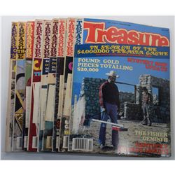Treasure Magazine 1981 Issues