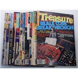 Treasure Magazine 1982 Issues