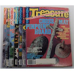 Treasure Magazine 1983 Issues