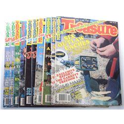 Treasure Magazine 1984 Issues