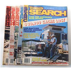 Treasure Search Magazine 1979 Issues