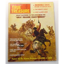 True Treasure Magazine Near Complete Series 1967 through 1975