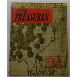 Western Treasures Magazine 1964 through 1975 Issues