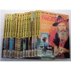 Western & Eastern Treasures Magazine 1980 Issues