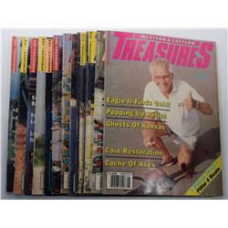 Western & Eastern Treasures Magazine 1990 Issues
