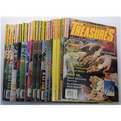Western & Eastern Treasures Magazine 1993 Issues