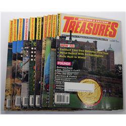 Western & Eastern Treasures Magazine 1994 Issues